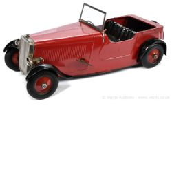 TINPLATE & SPECIALIST TOY SALE - Wednesday 11th August 2021 HIGHLIGHTS