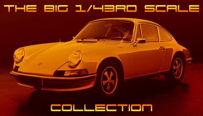 The Big 1/43rd Scale Collection