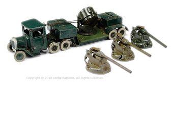 Britains Set 1641 - Underslung Lorry