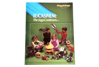 Lucasfilm Playthings magazine, Part Two of Two Parts