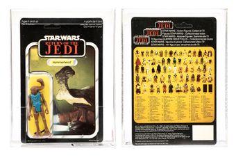 Palitoy/General Mills Star Wars Return of the Jedi vintage Hammerhead