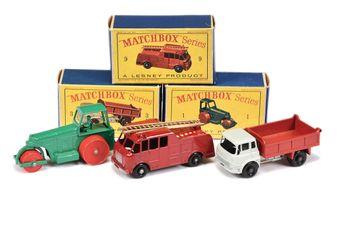 Matchbox Regular Wheels