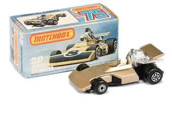 Matchbox Superfast 28d Formula 5000 Racing Car