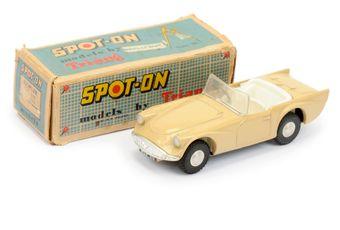 Triang Spot-On 215 Daimler SP250 - beige body