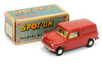 """Triang Spot-On 210/1 Mini """"Royal Mail"""" Delivery Van"""