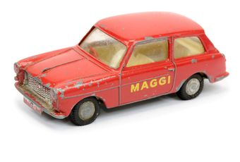 """Triang Spot-On Austin A40 """"Maggi"""" Promotional Issue"""