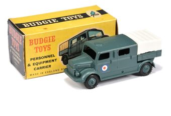 """Budgie Toys 208 """"RAF"""" Personnel Equipment Carrier"""