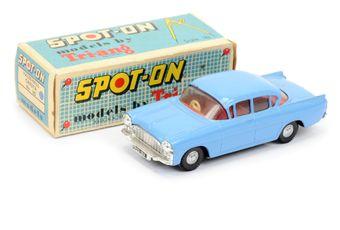 Triang Spot-On 165 Vauxhall Cresta - blue body