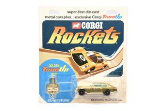 Corgi Rockets 901 Aston Martin DB6