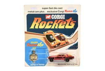 Corgi Rockets 906 Jensen Interceptor