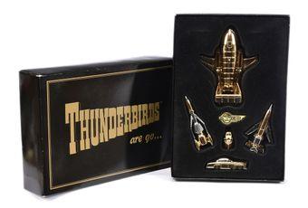 "Matchbox Collectables TB54321 ""Thunderbirds Are Go"""