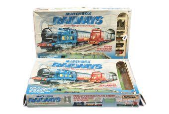 Matchbox Railways 2 x TN100 Portable Panel Section System