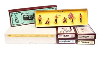 Britains Limited Editions, comprising: Set 8872