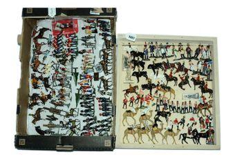 Del-Prado/Osprey, Britains & Similar Modern Makers