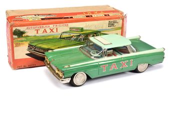 """Ichiko (Japan) 1663 """"Auto Pubblica Frizione Taxi"""""""