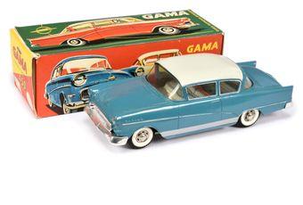 Gama (Germany) 450 Opel Olympia Rekord - Wedgwood blue