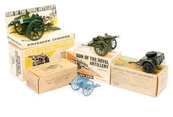 Britains - Gun Series