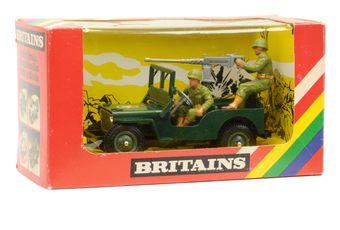 Britains - Military Vehicles Range - Set 9786 - U.S