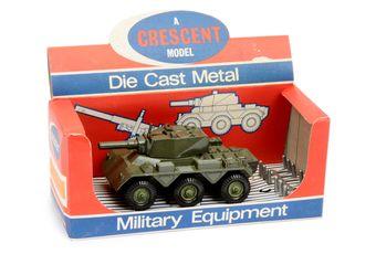 Crescent Toys - Set 1263 - Saladin Scout Car