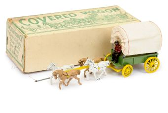 Modern Products - Covered Wagon