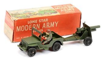 """Lone Star """"Modern Army Series"""" comprising: Model No"""
