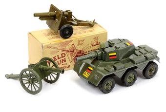Benbros Qualitoys - Military Series