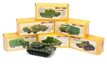 Airfix - Attack Force HO/OO Ready-Made Vehicles