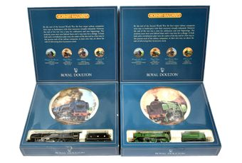 Hornby Railways Time for a Change limited edition Locos