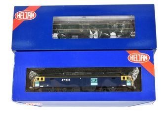 Heljan OO Gauge BR Diesel Locos comprising 4697