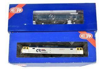 Heljan OO Gauge Diesel Locos comprising 4664 Co-Co Cotswold Rail