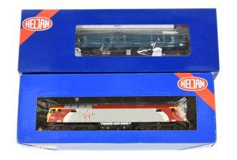 Heljan OO Gauge Diesel Locos comprising 5700 Co-Co  Virgin red
