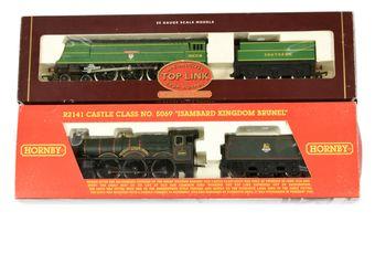 OO Gauge Steam Locos comprising Hornby (China) R2141