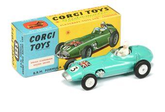 Corgi 152s BRM Formula 1 Grand Prix Racing Car