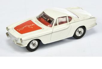 """Corgi 258 """"The Saint's"""" Volvo P1800 - white body"""