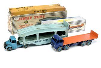 Dinky 982 Bedford Pullmore Car Transporter