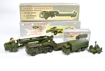 Dinky Military group