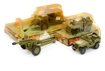 Dinky a Military group