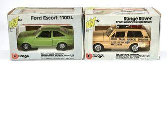 Bburago (HAT) 0112 Range Rover Trans-American Expedition