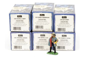 Britains modern issues a boxed group of American Civil War Series