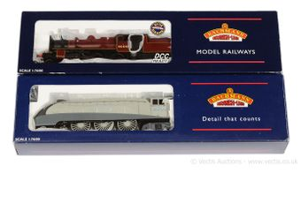 Bachmann OO Gauge Limited Edition Steam Locos comprising 32-825K