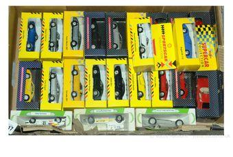 Maisto, Shell Sports Car Collection