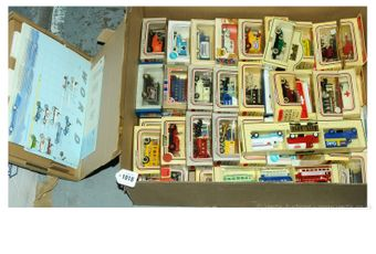 Lledo group of boxed diecast vehicles/sets to include 24004 1932