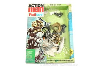 Palitoy Action Man vintage Deep Sea Diver Outfit