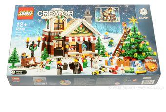 Lego Creator Winter Toy Shop set no 10249