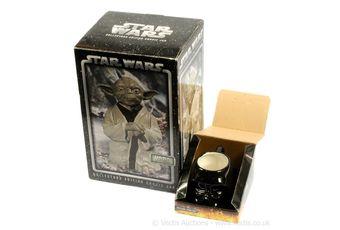 Star Wars Collectors Edition Cookie Jar, Mint