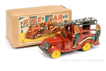 "1950's Japanese ""Fire Car"""