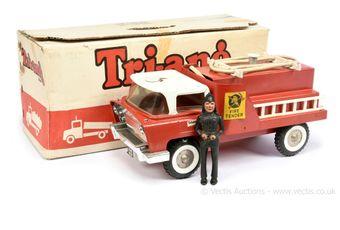 Triang (UK) 1970's Hi-way Series Fire Tender