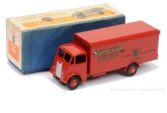 "Dinky 514 Guy (1st Type) ""Slumberland"" Van"