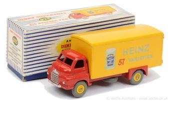 "Dinky 923 Big Bedford ""Heinz 57 Varieties"" Van"