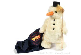 Steiff Four Seasons Snowman, USA exclusive